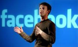 AP - FILE - In this Nov. 6, 2007 file photo, Facebook CEO and founder Mark Zuckerberg speaks to press ...