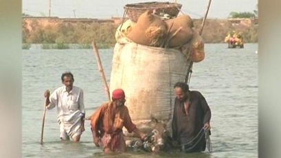 Desperate Need for Aid in Pakistan