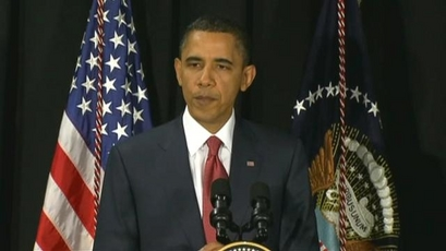 President Obama On Attacking Libya