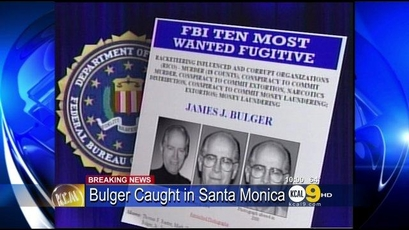 Whitey Bulger, Fugitive Mobster, Gets Nabbed In Santa Monica