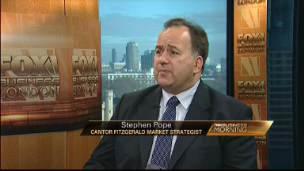Market Reaction to Geithner Speech