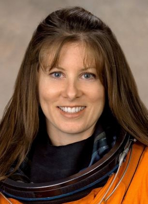 Astronaut Tracy Caldwell Dyson. (Photo courtesy ...