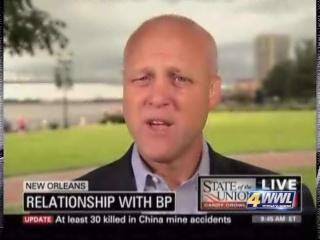 Landrieu hits national airwaves to make pitch for BP marketing  funds