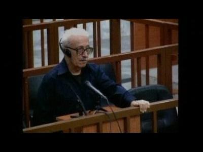 Death sentence for Saddam's FM