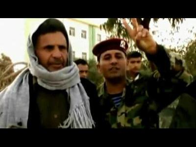 UN responds to Libya