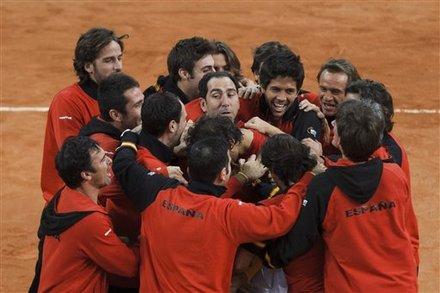 Spain's Team Members