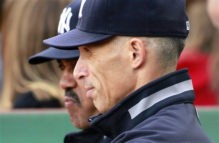 New York Yankees manager Joe Girardi