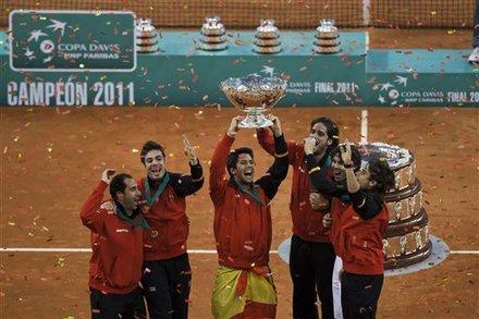 Spain's Tennis