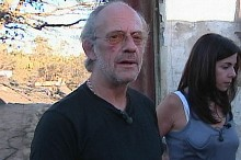 Christopher Lloyd's Home Destroyed