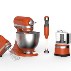 Kitchen Aid Colors Hardware For White Cabinets New Get The Scoop And Dish It Out Kitchenaid Unveils Fresh At Housewares Show