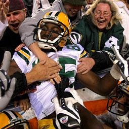 Greg Jennings Packers