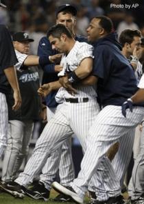 Maybe Jorge just needs a hug!