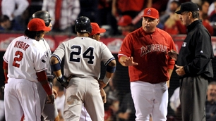 Both ALCS managers have had to argue waaay too many calls!