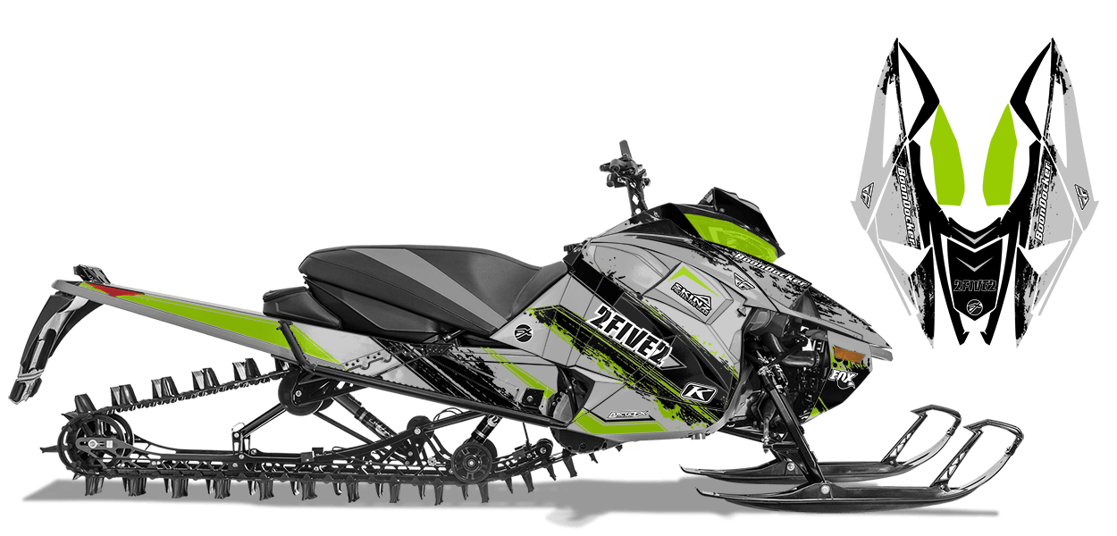 Willford 2five2 Custom Design for Arctic Cat NEXT-GEN