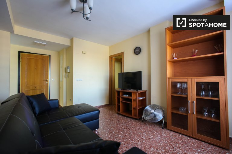 Furnished  Bedroom Apartment For Rent In Jesus Va Cia