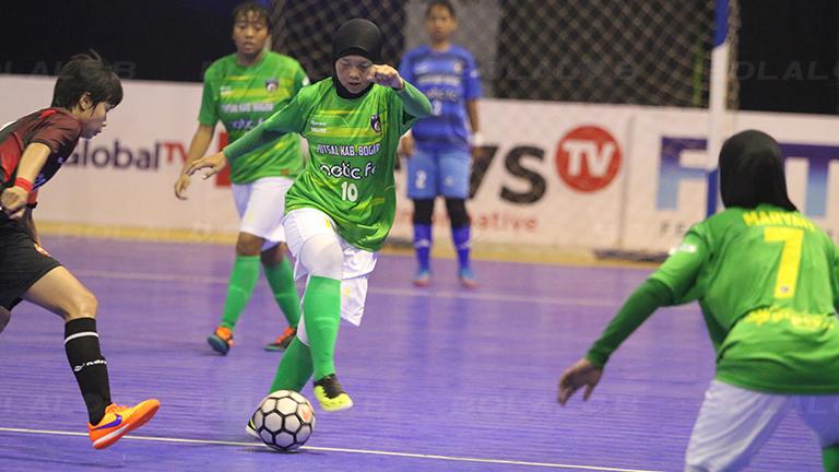 Inilah 7 Kartini Futsal Di Indonesia Yang Pantas Kamu