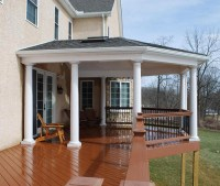 Open Porches | Archadeck Outdoor Living