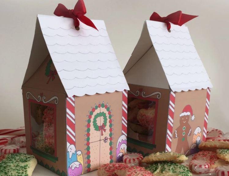 12 DIY Christmas Cookie Packaging Ideas Craft Paper Scissors