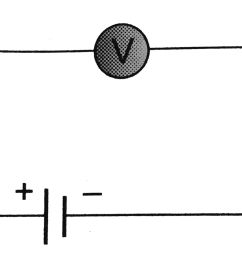 a voltmeter with resistance 2500 indicates a voltage of 125v in the circuit shown in figure what is the series resistance to be connected ot voltmeter so  [ 1308 x 870 Pixel ]