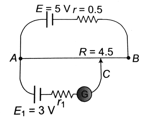 small resolution of in the given potentiometer circuit length of the wire ab is 3 m andin the given