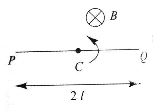 small resolution of  is perpendicular to the plane of rotation of the rod find the induced emf between pq and pc draw the circuit diagram of parts pc and cq