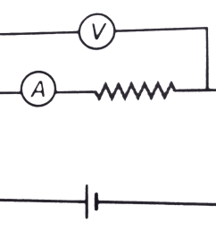 assertion in the circuit shown in figure ammeter and voltmeter are non ideal why positions of ammeter and voltmeter are changed reading of ammeter will  [ 1830 x 1098 Pixel ]