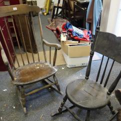 1920s Rocking Chair Covers Ideas Westenhanger Auctions Ercol And One Other 1920 S