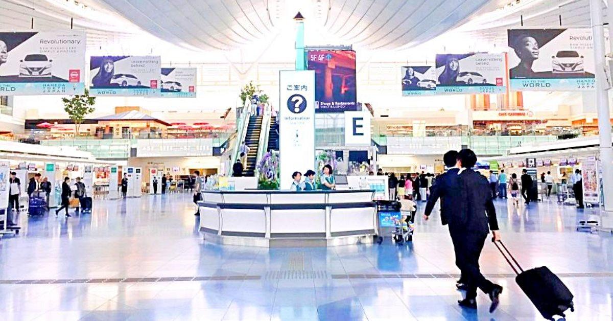 你不可不知的羽田機場使用指南:行李寄送服務,購物美食一站全包! | 樂吃購!日本