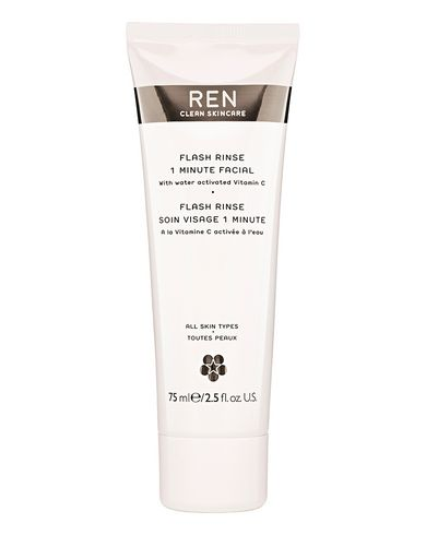 Flash Rinse 1 Minute Facial by REN