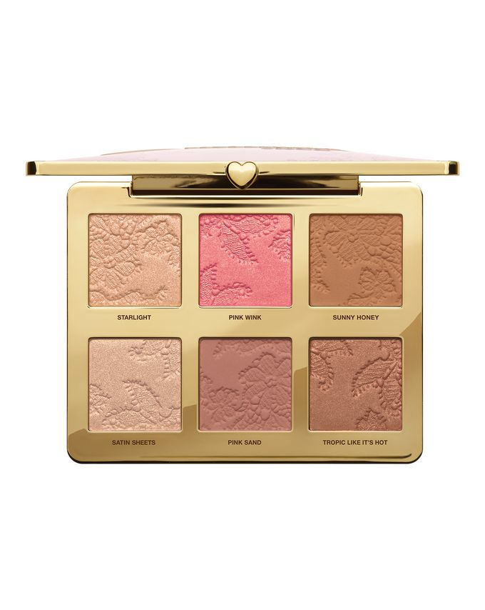 Toofaced Natural Face Palette