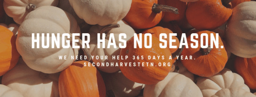 hunger has no season