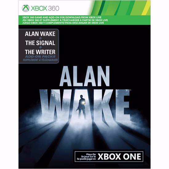 Alan Wake Full Game Download The Signal The Writer