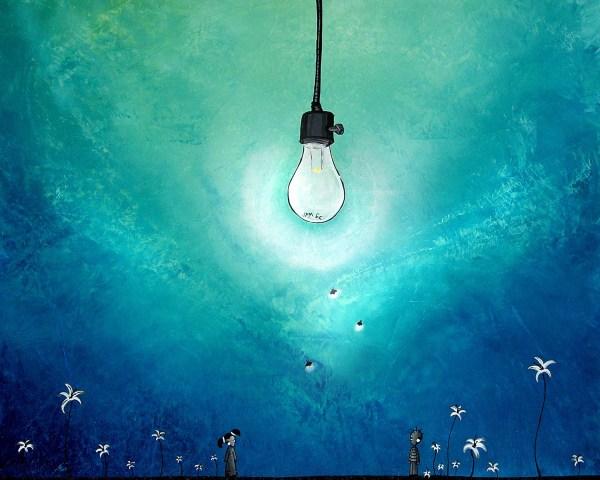 Believe in Your Dreams Art