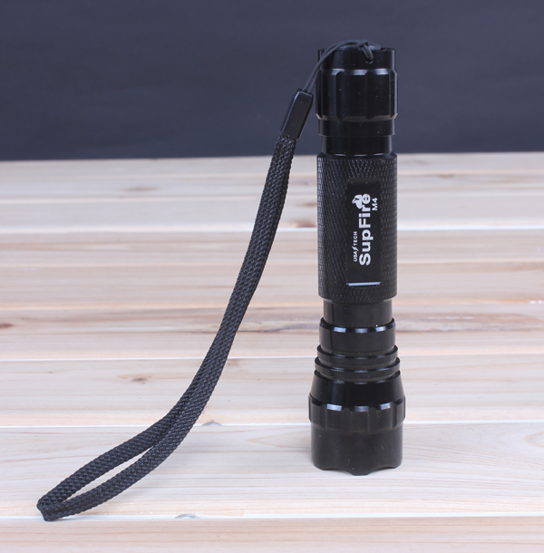 1000lm Circuit Light Longrange Hiking Camping Led Flashlight Torch