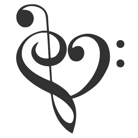 Musical Heart on Storenvy