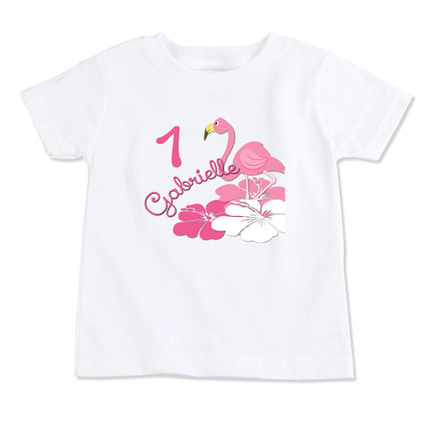 Flamingo T-Shirt,Birthday T-Shirt,Party T-Shirt
