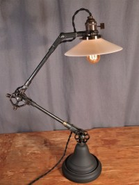 Vintage Industrial Style Desk Lamp  DW Vintage Lighting