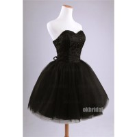 black homecoming dresses, short homecoming dress, cute ...