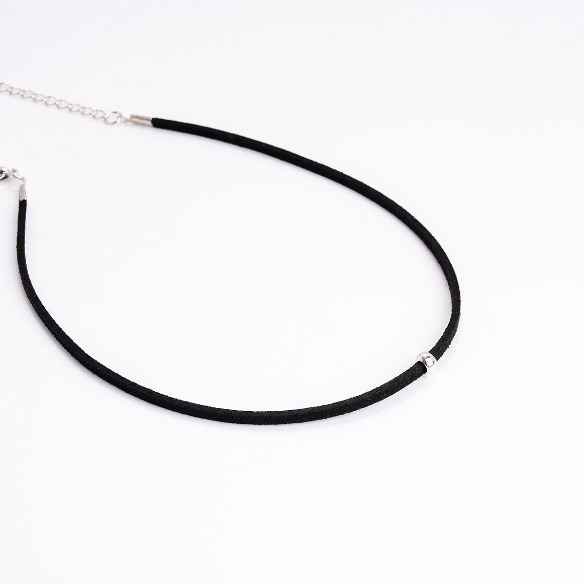 Bowknot Beads Short Choker Necklace on Storenvy