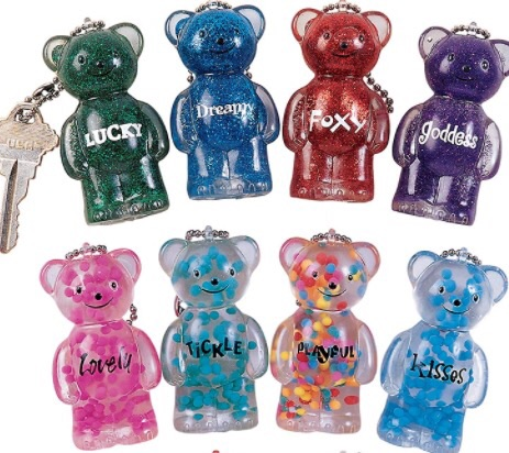 Rare Jelly Bear Water Squishy · Spooky Krafts · Online ...