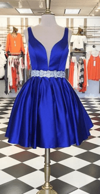 cheap homecoming dresses 2018 short ,Cute Short Prom Dress ...