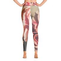 """Carnation"" Yoga Leggings - COL x Queen Lila medium photo"