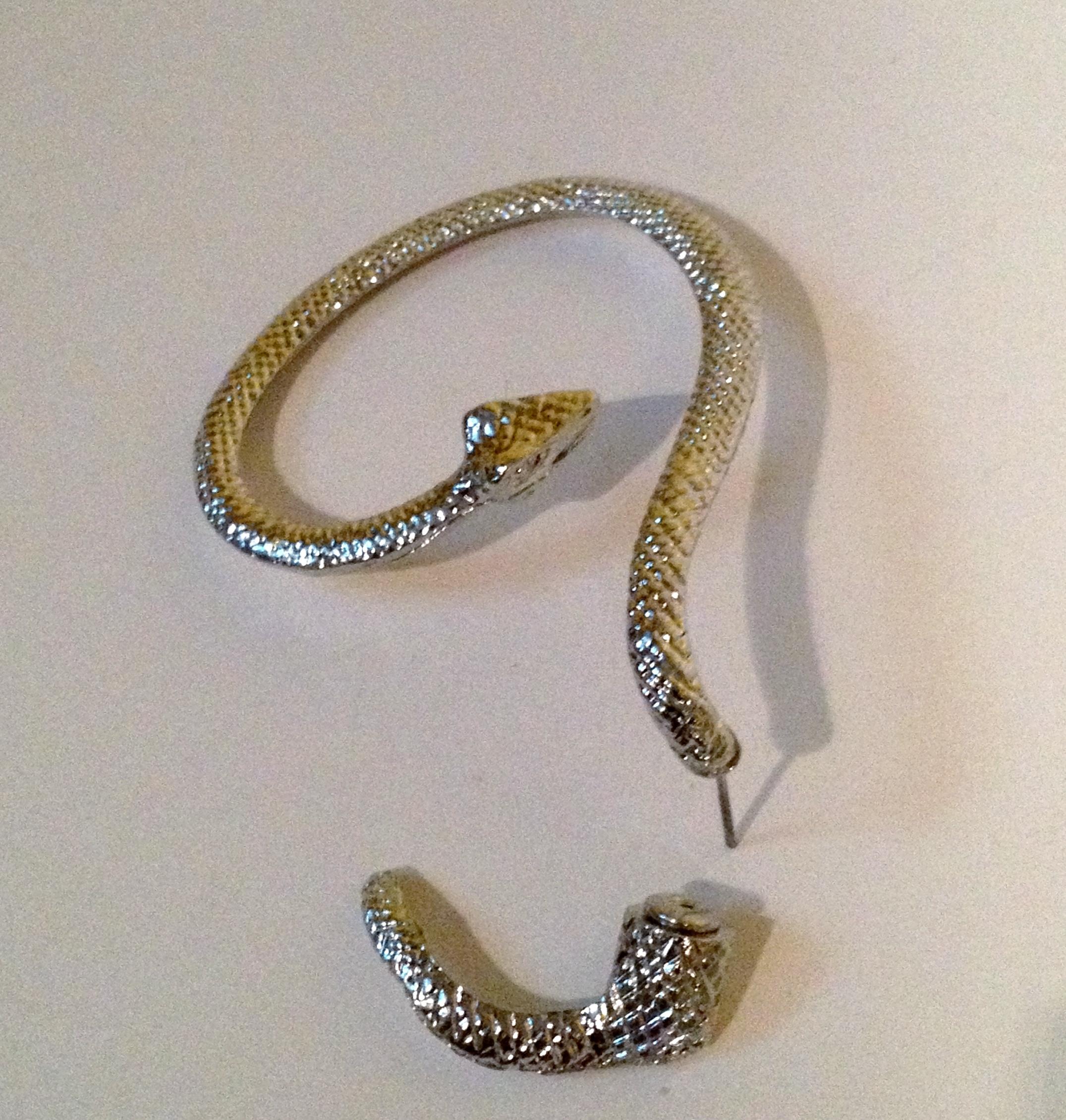 Snake Ear Wrap/Cuff Earring