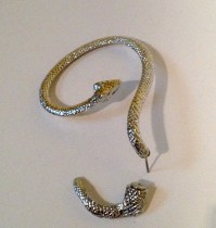 Snake Ear Wrap/Cuff Earring