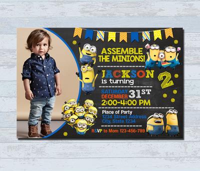 birthday invitations personalized
