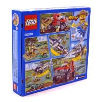 Water Plane Chase - LEGO set #60070-1 (NISB) (Building ...