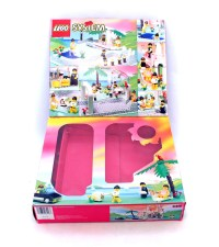 Poolside Paradise - LEGO set #6416-1 (Building Sets > Town ...