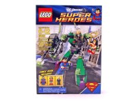 Superman vs Power Armor Lex - LEGO set #6862-2 (NISB ...