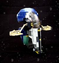 Jango Fett's Slave I - LEGO set #7153-1 (Building Sets ...