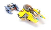 Jedi Starfighter & Vulture Droid - LEGO set #7256-1 ...